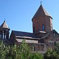 Khor Virap Monastery  by Aleks Findikian