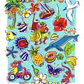 Kia Orana Cook Islands by Judith Kunzle