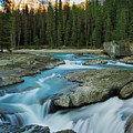 Kicking Horse River by Tasty Mountain Goodness