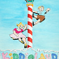 Kiddie Land by Glenda Zuckerman