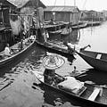 Waterways And Canoes by Muyiwa OSIFUYE