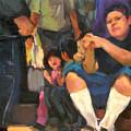 Kids On The Street by Merle Keller
