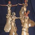 Kiganda Dance Troupe by Gloria Ssali