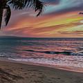Kihei Sunset by Trever Miller