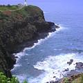 Kilauea Lighthouse And Bird Sanctuary by Mary Deal