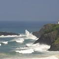 Kilauea Lighthouse by Andrew  Pendleton