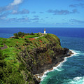 Kilauea Lighthouse by James Eddy