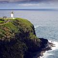 Kilauea Lighthouse On Kauai Hawaii by Brendan Reals