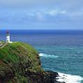 Kilauea Point National Wildlife Refuge Lighthouse 02 by Bruce Gourley