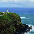 Kilauea Point National Wildlife Refuge Lighthouse 03 by Bruce Gourley
