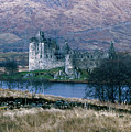 Kilchurn Castle, Scotland by Kenneth Campbell