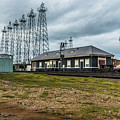 Kilgore  Depot by Darrell Clakley