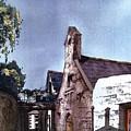 Kilkenny  St Mary's Lane by Val Byrne