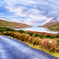 Killary Fjord In Ireland's Connemara by Mark E Tisdale