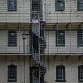 Kilmainham Gaol Spiral Stairs by Teresa Wilson