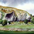 Kilnsey Crag by Paul Dene Marlor