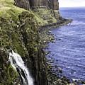 Kilt Rock On The Isle Of Skye by Fran Gallogly