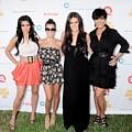 Kim Kardashian, Kourtney Kardashian by Everett