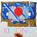 Kimono Poster by Charles Stuart