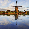 Kinderdijk by Chad Dutson
