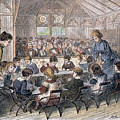 Kindergarten Cottage, 1876 by Granger