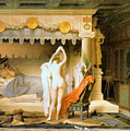 King Candaules 1859 by Jean Leon Gerome 1824-1904 Joy of Life Art Gallery