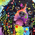King Charles Spaniel by Dean Russo