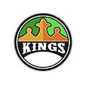 King Crown Kings Circle Retro by Aloysius Patrimonio