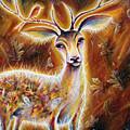 King-deer by Liliya Garipova