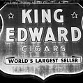 King Edward Cigars by David Lee Thompson