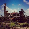 King Farouk Castle, Alexandria, Egypt by Samuel Pye