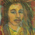 King Gong As A Young Man by Kippax Williams