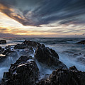 King Island Sunset by Graeme Mell