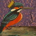 King Of Kingfishers by Ami Brown