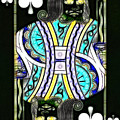 King Of Spades - V2 by Wingsdomain Art and Photography