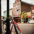 King Street Charleston Sc  -7436 by John Bald