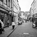 King Street Shopping Area Whitehaven Cumbria England Uk by Joe Fox