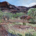 Kings Canyon II by Joan De Bot