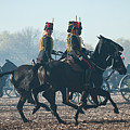 Kings Troop Rha by Roy Pedersen