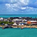 Kings Wharf, Bermuda by Roberta Bragan