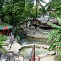Kingston Jamaica Plaza by Brett Winn