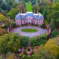 Kingwood Center Gardens by Timeless Aerial Photography LLC
