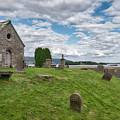 Kinross Cemetery On Loch Leven by Jeremy Lavender Photography