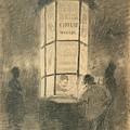 Kiosk by Ilja Repin