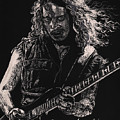 Kirk Hammett by Kathleen Kelly Thompson
