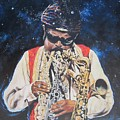 American History. .  Rahsaan  Roland Kirk  by Sigrid Tune