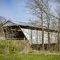 Kirker Covered Bridge  by Jack R Perry