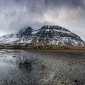 kirkjufellsfoss From Black Beach by Glen Sumner