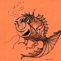 Kishi Fish by Nancy Hunka