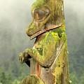 Kispiox Totem by Frank Townsley